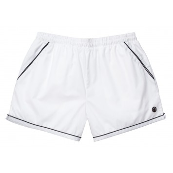Hackett Short: White and Navy